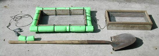 fossil equipment