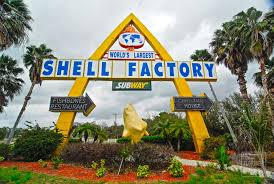 Shell factory sign
