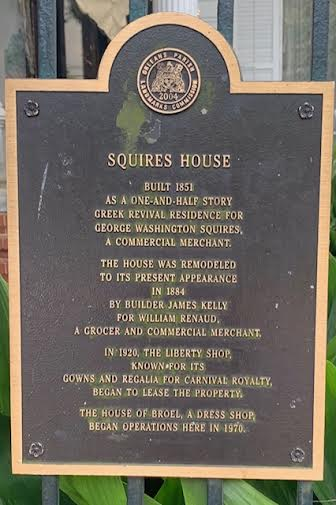 squires house
